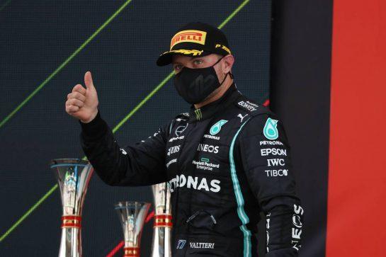 3rd place Valtteri Bottas (FIN) Mercedes AMG F1.09.05.2021. Formula 1 World Championship, Rd 4, Spanish Grand Prix, Barcelona, Spain, Race Day.- www.xpbimages.com, EMail: requests@xpbimages.com © Copyright: Batchelor / XPB Images