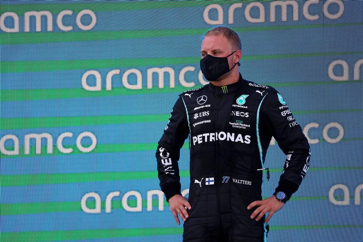 Valtteri Bottas (FIN) Mercedes AMG F1. 09.05.2021. Formula 1 World Championship, Rd 4, Spanish Grand Prix, Barcelona