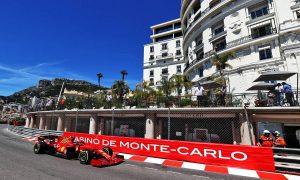 2021 Monaco Grand Prix Free Practice 2 - Results