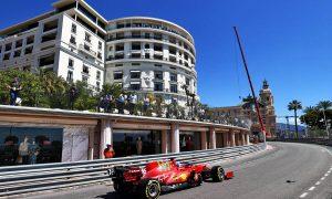 Ferrari's Leclerc and Sainz set impressive pace in FP2