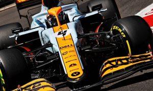 Norris 'where we deserved to be', as Ricciardo struggles