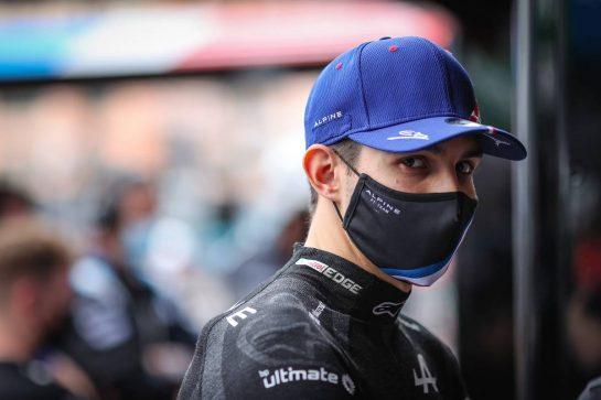 Esteban Ocon (FRA) Alpine F1 Team. 22.05.2021. Formula 1 World Championship, Rd 5, Monaco Grand Prix, Monte Carlo, Monaco, Qualifying Day. - www.xpbimages.com, EMail: requests@xpbimages.com © Copyright: Charniaux / XPB Images