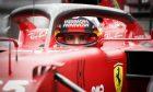 Carlos Sainz Jr (ESP) Ferrari SF-21 in qualifying parc ferme. 22.05.2021. Formula 1 World Championship, Rd 5, Monaco Grand Prix