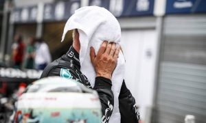 Bottas 'gutted' to lose out on final run at pole