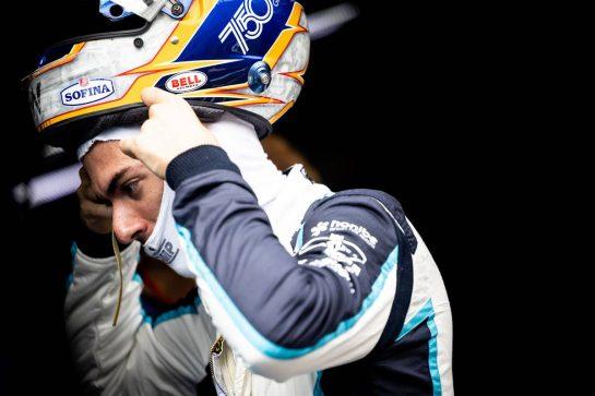 Nicholas Latifi (CDN) Williams Racing. 22.05.2021. Formula 1 World Championship, Rd 5, Monaco Grand Prix, Monte Carlo, Monaco, Qualifying Day. - www.xpbimages.com, EMail: requests@xpbimages.com © Copyright: Bearne / XPB Images