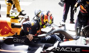 Perez riding 'big boost' into Baku race weekend