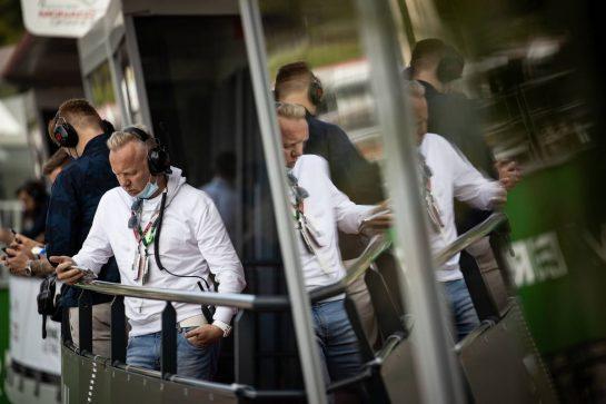 Dmitry Mazepin (RUS) Uralchem Chairman. 23.05.2021. Formula 1 World Championship, Rd 5, Monaco Grand Prix, Monte Carlo, Monaco, Race Day. - www.xpbimages.com, EMail: requests@xpbimages.com © Copyright: Bearne / XPB Images