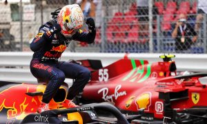 Verstappen 'pretty much in control' on way to 'special' win