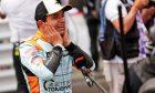 Third placed Lando Norris (GBR) McLaren in parc ferme. 23.05.2021. Formula 1 World Championship, Rd 5, Monaco Grand Prix, Monte Carlo
