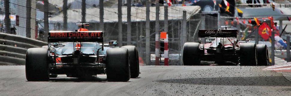 Daniel Ricciardo (AUS) McLaren MCL35M. 23.05.2021. Formula 1 World Championship, Rd 5, Monaco Grand Prix, Monte Carlo