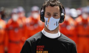 Ricciardo admits gripes over McLaren car 'getting old'
