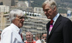 Ecclestone leads tributes for Max Mosley: 'Like losing a brother'