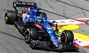 Alpine heads to 'unpredictable' Baku with upgrade package