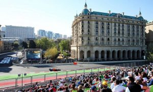 Azerbaijan GP promoter rules out date swap with Turkey