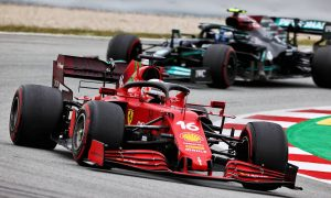 Leclerc: P4 confirms Ferrari development 'is the right one'