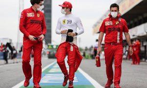 Leclerc oblivious to mockeries towards Ferrari in 2020