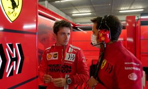 Anxious Leclerc admits he still has 'a lot to learn'