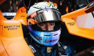 Ricciardo in the dark and mystified by 'grim' P16