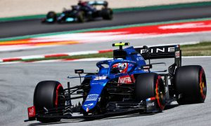 Ocon: P5 in qualifying confirms Alpine step forward