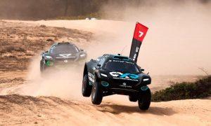 Rosberg X Racing reigns supreme in Ocean XPrix