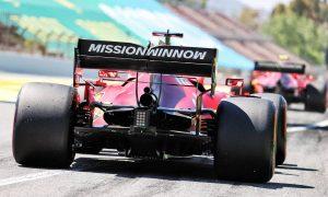 Binotto: Ferrari will redesign SF21 rear wing following rule change