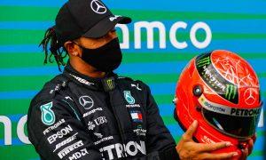 Jordan: Hamilton vs Schumacher as GOAT is 'schizophrenic' choice