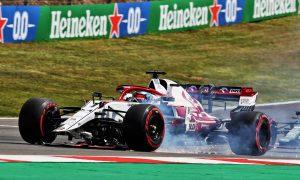 Raikkonen owns up to Portimão mistake – FIA upholds Imola penalty