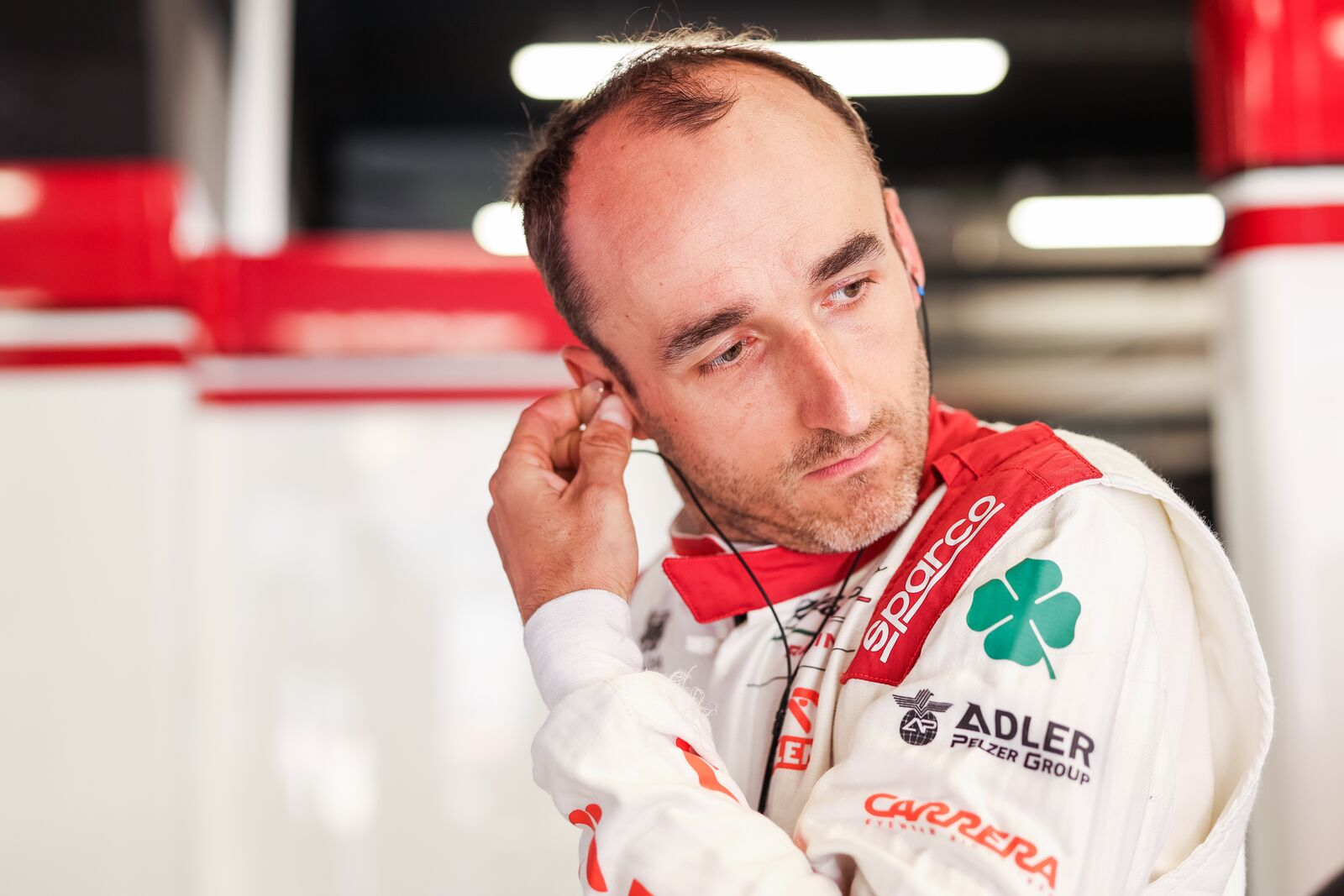 Marathon man Kubica 'getting old' but still able to do it