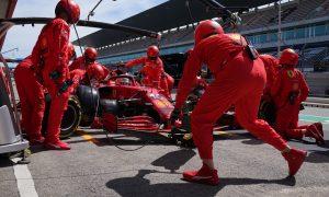 Leclerc rues 'massive struggles' on medium tyre at Portimão