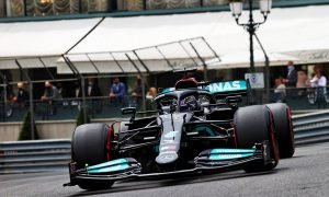 Hamilton says Monaco win 'out of reach' after P7 qualie