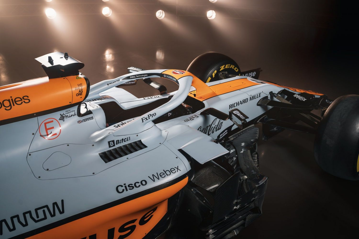 McLaren drivers all for NASCAR-like throwback weekend in F1