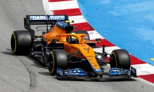 McLaren: More upgrades for MCL35M but switchover to 2022 car looms
