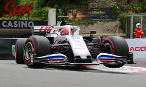 Mazepin: Everything 'flies by' in 'very intense' Monaco GP