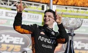 Pato savours IndyCar O'Ward with McLaren in Texas