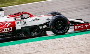 Pirelli focused on compounds in Barcelona after finalizing construction