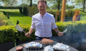 Christian Horner: Team boss and grill master extraordinaire