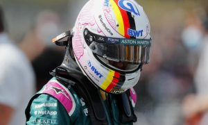 Vettel: Aston Martin 'just didn't have enough pace' for points