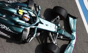 Vettel 'ran out of tyre life' during tricky afternoon in Spain