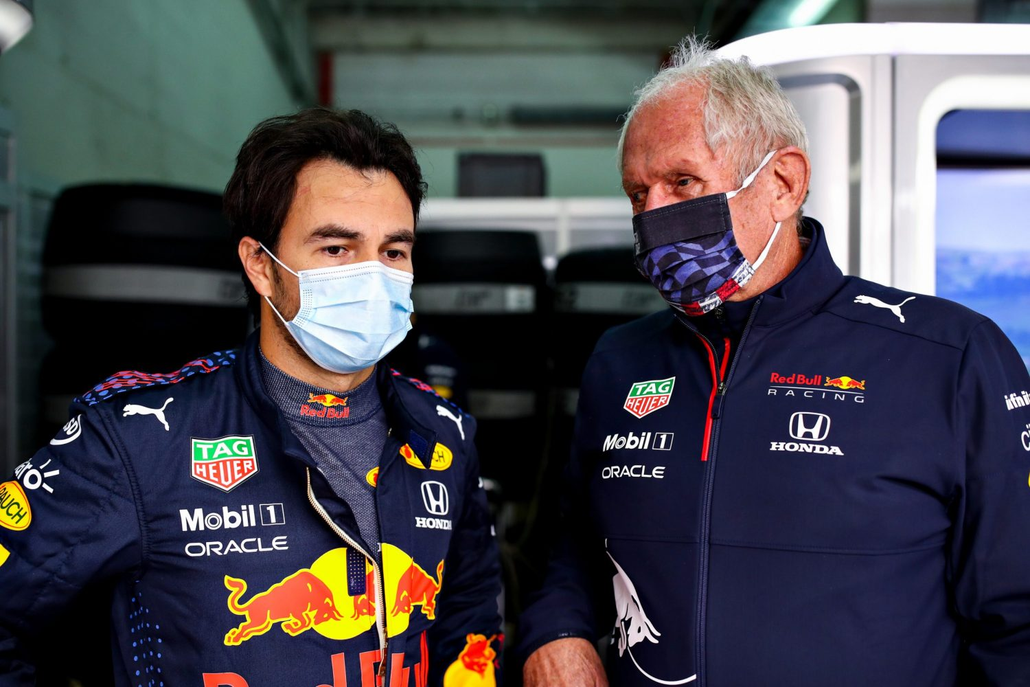 Perez: 'The truth is that I am delighted with Helmut'