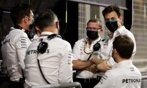Wolff: 'Maybe I need to shut up next time'