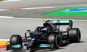 Bottas leads Verstappen in Spanish GP first practice