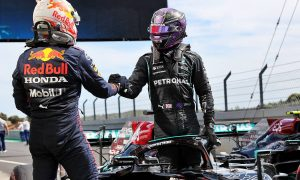 Verstappen responds to Rosberg comment on 'how good Lewis is'