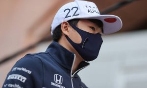 Tsunoda admits to 'aiming too high' after strong start in F1