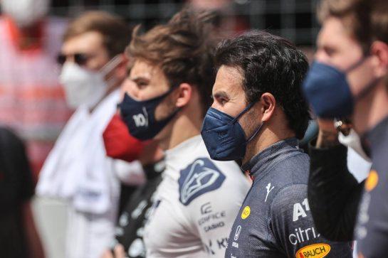Sergio Perez (MEX), Red Bull Racing  27.06.2021. Formula 1 World Championship, Rd 8, Steiermark Grand Prix, Spielberg, Austria, Race Day. - www.xpbimages.com, EMail: requests@xpbimages.com © Copyright: Charniaux / XPB Images