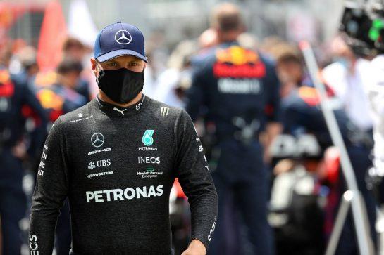 Valtteri Bottas (FIN) Mercedes AMG F1.27.06.2021. Formula 1 World Championship, Rd 8, Steiermark Grand Prix, Spielberg, Austria, Race Day.- www.xpbimages.com, EMail: requests@xpbimages.com © Copyright: Batchelor / XPB Images