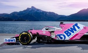 Austrian F1 rounds set to be pretty in pink thanks to BWT