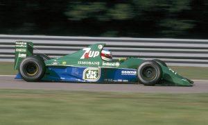Fancy owning a big piece of Jordan/Schumacher history?
