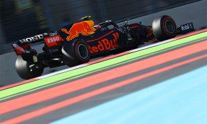 Perez hails 'best Friday of the season so far' in Baku