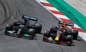 Wolff not dismissing more crashes for Verstappen/Hamilton duo