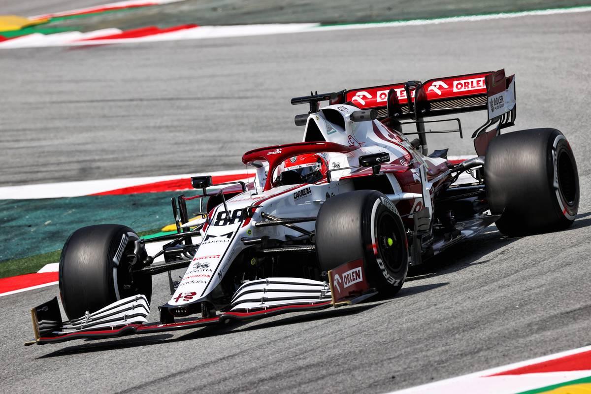 Alfa Romeo to run Kubica and Ilott in FP1 in Austria